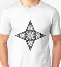 Star Abstract Design Unisex T-Shirt
