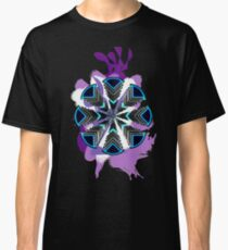 Abstract Complexity: Hyper Classic T-Shirt