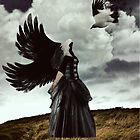 Who But the Crows Shall See the Morrigan Weep by Alison Pearce