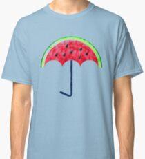 Perfect Watermelon Umbrella Classic T-Shirt
