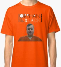 ORPHAN IS THE NEW BLACK | ORPHAN BLACK DONNIE HENDRIX ORANGE IS THE NEW BLACK Classic T-Shirt