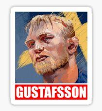 Gustafsson Pic Sticker