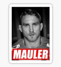 Mauler Pic Sticker