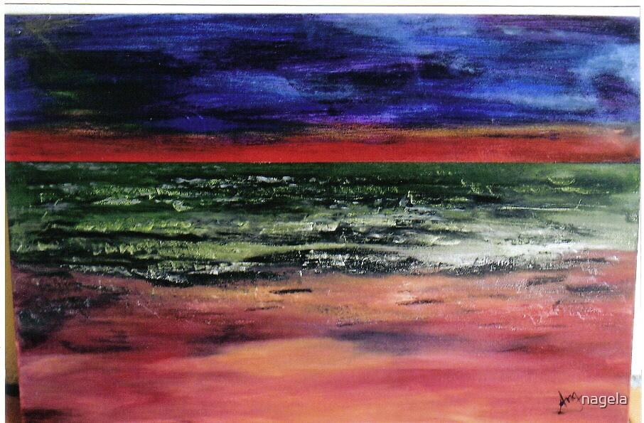 ocean desert by nagela