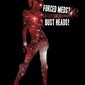 Mass Effect, Jack - Forced Meds? Bust Heads! by joeymaggs