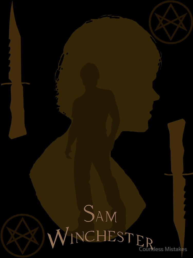 Sam Winchester by SourCandySyd Shop