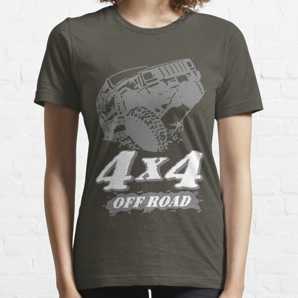 Jeep 4 WD Off Road Essential T-Shirt
