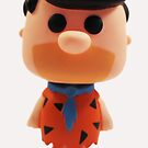 Fred Flintstone by DannyboyH
