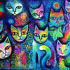 Magicats by Karin Zeller