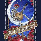 dead company may 27th 2017 Las Vegas NV  by deadandcomp