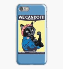 Rosie the Catster iPhone Case/Skin