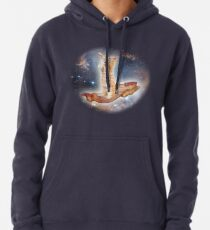 Cats in Space Hoodie