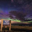 May Aurora Old Garden Beach by Roger Porter