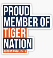 Auburn University - Style 32 Sticker