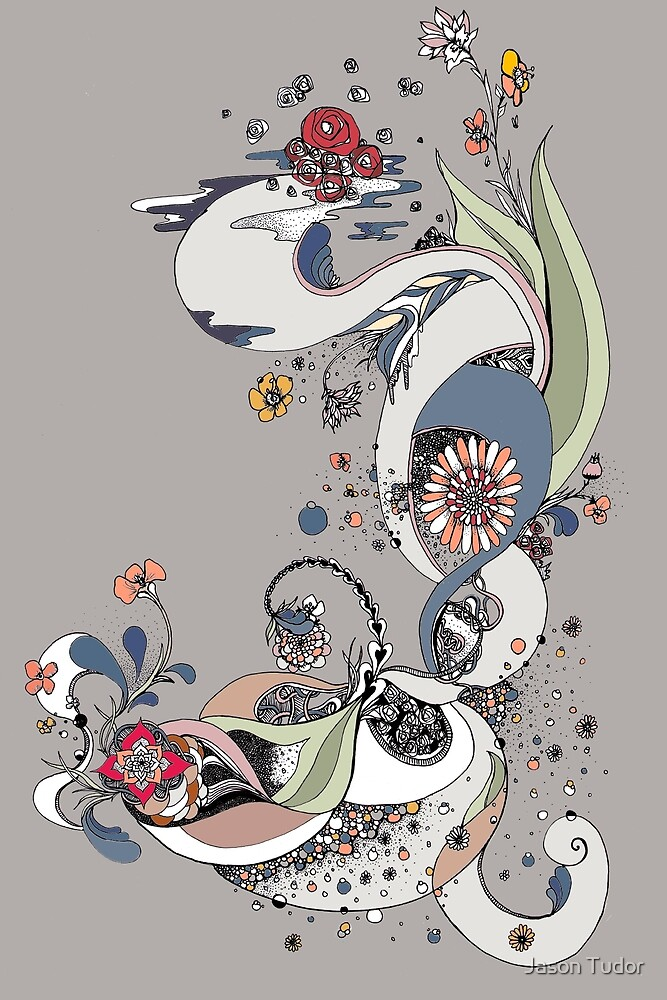 Organic Flow by Jason Tudor