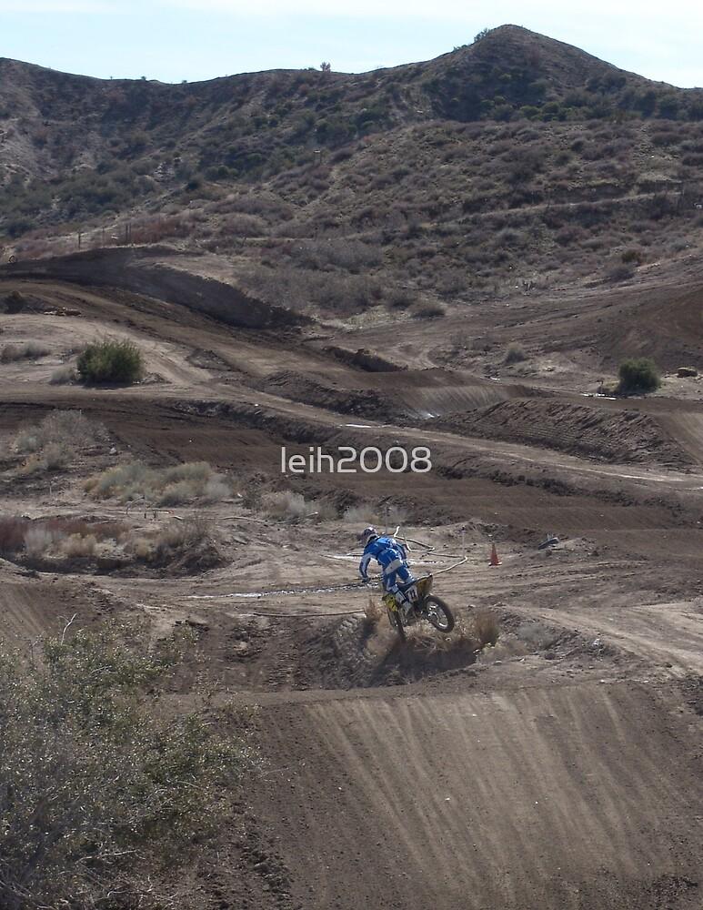 Motocross rider - Nice top of the table here @ Gorman, CA MX Vet X Racing Feb 2007 by leih2008