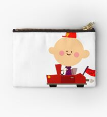 delivery boy Studio Pouch