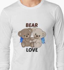 Bear Love Long Sleeve T-Shirt