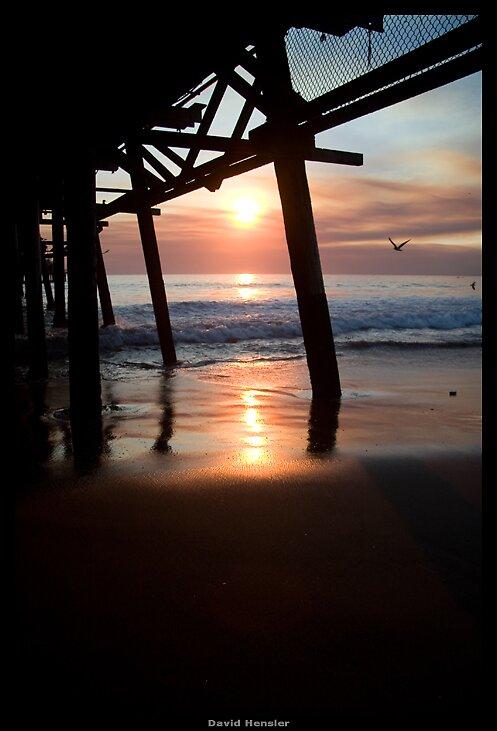 Santa Monica II by Hensler