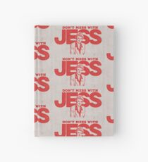 Murder, She Wrote: Don't Mess With Jess  Hardcover Journal