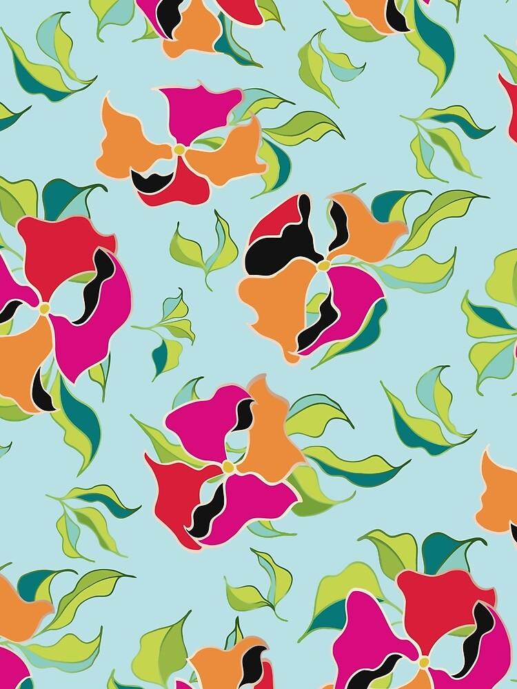 Power Flowers – Summer von M-ohlala