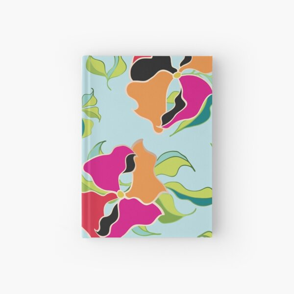 Power Flowers – Summer Hardcover Journal