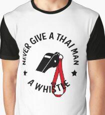 Thai Whistles Graphic T-Shirt