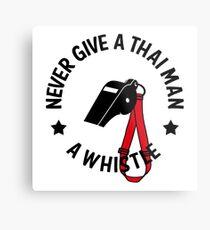 Thai Whistles Metal Print