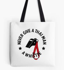Thai Whistles Tote Bag