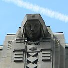 Bas-relief, Hydro-Electric Building, Toronto by David Thompson
