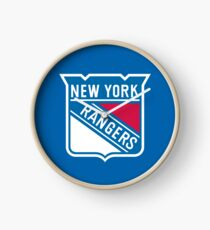 new york rangers Clock