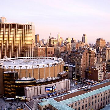 Madison Square Garden  by hernac10