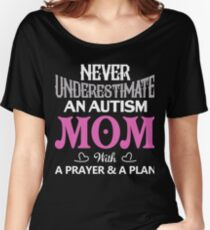 Autism Mom T Shirt Women's Relaxed Fit T-Shirt