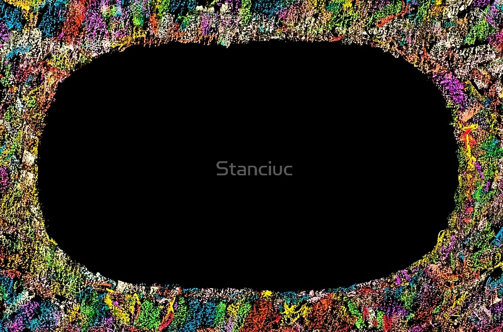 Colorful frame  by Stanciuc