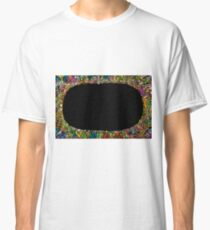 Colorful frame  Classic T-Shirt