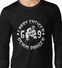 larry enticer Long Sleeve T-Shirt