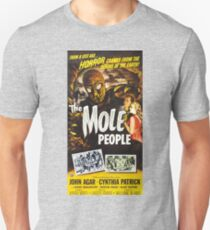 The Mole People, vintage horror movie poster Unisex T-Shirt