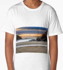 Fogarty Creek Sunset Long T-Shirt