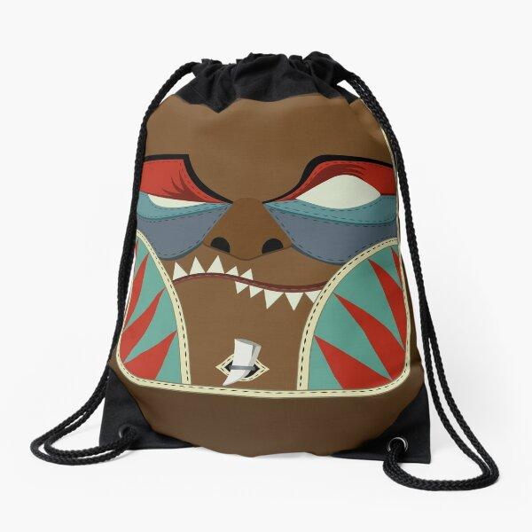 Tote Bag of Devouring Drawstring Bag