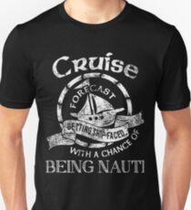 Weekend Forecast Cruise T Shirt T-Shirt