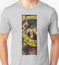 Werewolf of London, vintage horror movie poster 2 Unisex T-Shirt