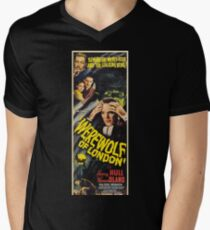 Werewolf of London, vintage horror movie poster 2 T-Shirt