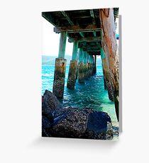 Support - Daydream Island, Whitsunday Islands, Queensland Australia Greeting Card