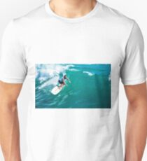 Longboard Surf - Southern California Wave T-Shirt