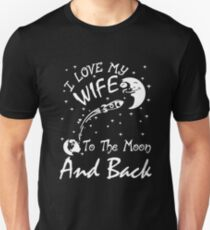 I Love My Wife T Shirt Unisex T-Shirt