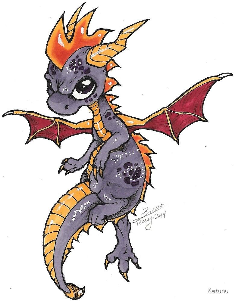 Spyro by Katunu