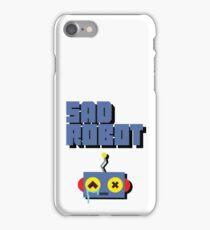 Sad Robot iPhone Case/Skin