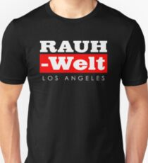 Camiseta ajustada RAUH WELT BEGRIFF: LOS ANGELES