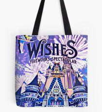 Wishes! Poster Tote Bag