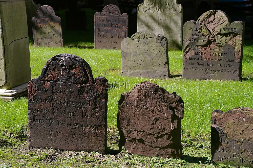 NYC Graves by SCPhotos